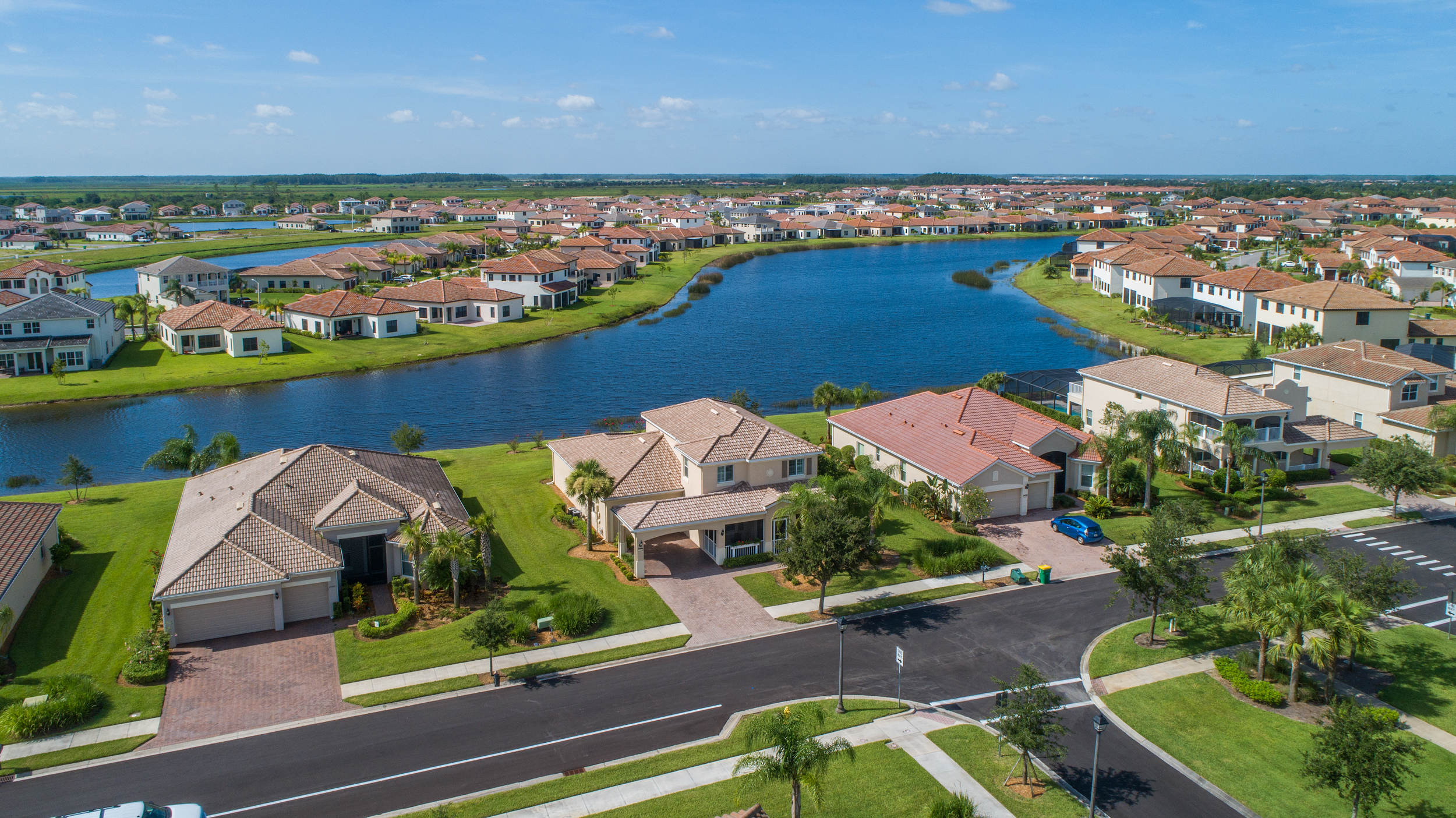 Aerial Imaging Gallery   Sun Services SW Naples Commercial